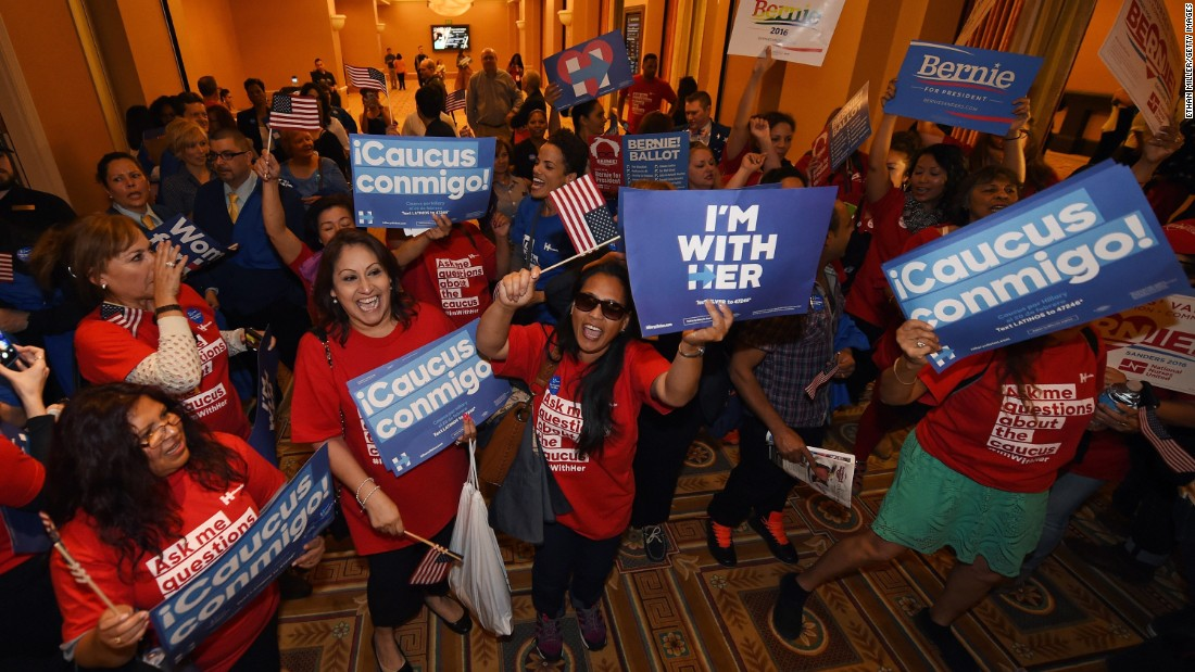Nevada Democrats announce changes to 2020 caucus