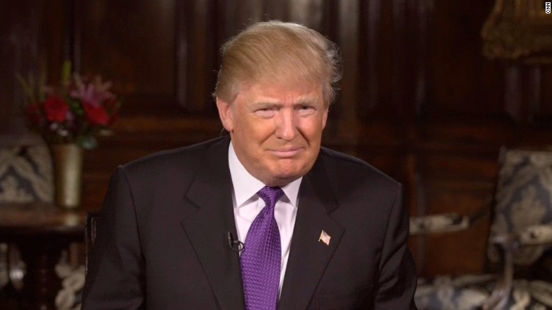 Donald Trump on State of the Union: Full Interview