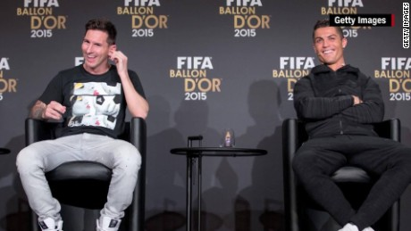 Should Lionel Messi and Cristiano Ronaldo head to MLS?