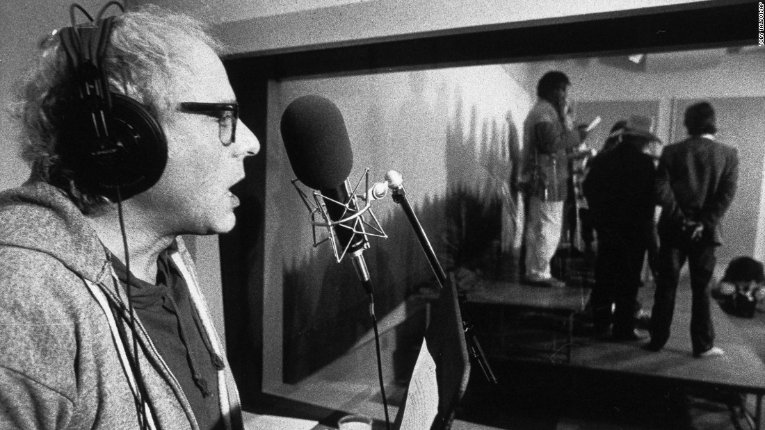"In 1987, Sanders and a group of Vermont musicians recorded a spoken-word folk album. ""We Shall Overcome"" was first released as a cassette that sold about 600 copies. When Sanders entered the U.S. presidential race in 2015, <a href=""http://money.cnn.com/2016/02/05/media/bernie-sanders-folk-album-we-shall-overcome/"" target=""_blank"">the album surged in online sales.</a> But at a CNN town hall, Sanders said, ""It's the worst album ever recorded."""