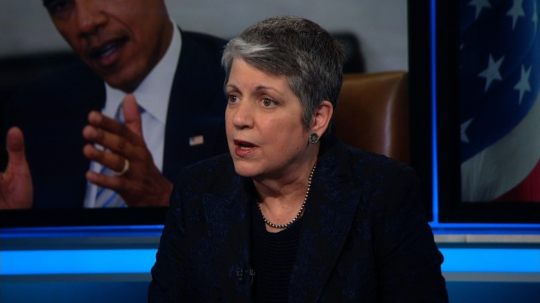 Janet Napolitano on Brexit, Apple and refugee crisis