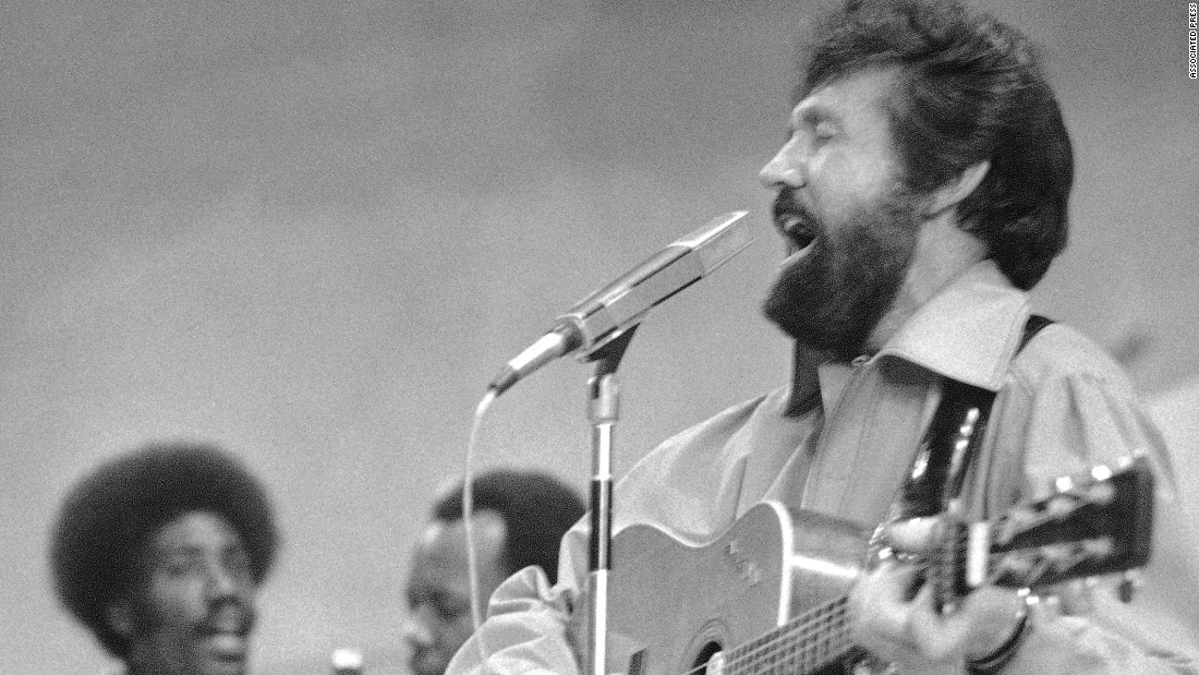 "Singer <a href=""http://www.cnn.com/2016/02/22/entertainment/sonny-james-obit-feat/"" target=""_blank"">Sonny James</a>, who ruled the country music charts for nearly 20 years, died February 22 at the age of 87."