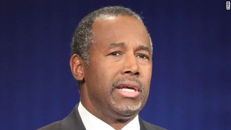 Ben Carson: Obama was 'raised white'