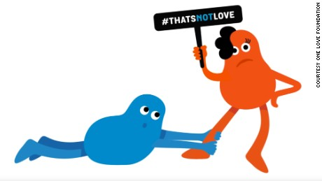 #ThatsNotLove: Helping teens spot signs of relationship abuse