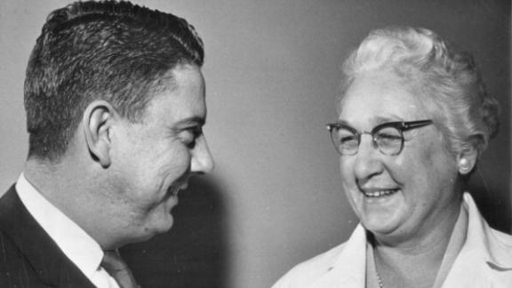 American-Armenian pioneer anaesthesiologist Virginia Apgar (1909-1974) developed the APGAR score (Appearance, Pulse, Grimace, Activity, Respiration), a well-known system to evaluate the health of newborn babies.  The Apgar score came into general use throughout the United States and has since been adopted by numerous other countries.