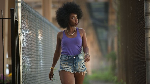 """You may know Teyonah Parris from """"Mad Men"""" but she recently appeared in Spike Lee's film """"Chiraq"""" and nabbed an Essence Magazine cover. <br />"""
