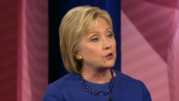 sc dem town hall Hillary Clinton Guantanamo closure 5_00001207.jpg