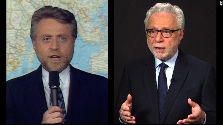 Wolf Blitzer reflects on covering the Gulf War
