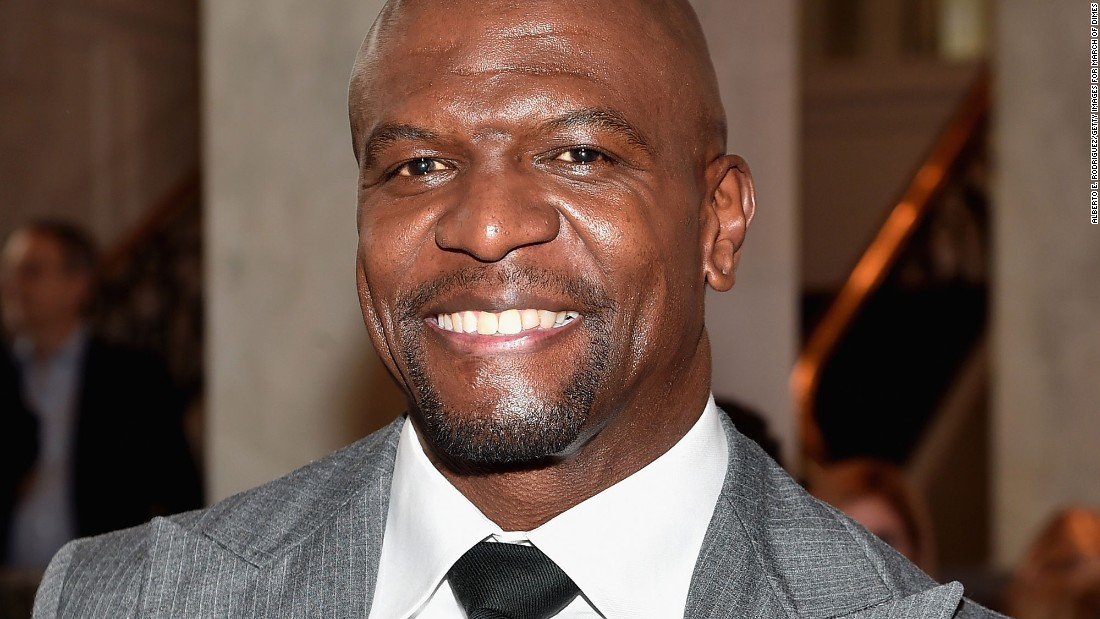 Terry crews infidelity