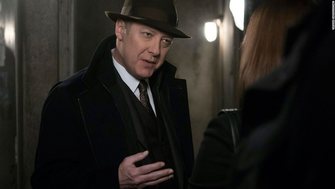 "Spader is currently starring as criminal mastermind ""Red"" Reddington in NBC's ""The Blacklist."" Spader won three primetime Emmys for his role as Alan Shore in ""The Practice"" and its spin-off, ""Boston Legal."""