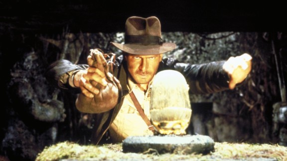 """""""Raiders of the Lost Ark"""" This is the film that launched a thousand archeology majors. In 1981 we met the dashing professor and adventurer Indiana Jones, played by """"Star Wars"""" heartthrob Harrison Ford, who races the Nazis to Egypt to find the Ark of Covenant, a Biblical artifact said to contain the Ten Commandments. The Indiana Jones franchise, directed by Steven Spielberg, now includes four films, with a fifth on the way in 2021. Where to watch: Netflix; Amazon Prime Video (rent/buy); iTunes (rent/buy)"""