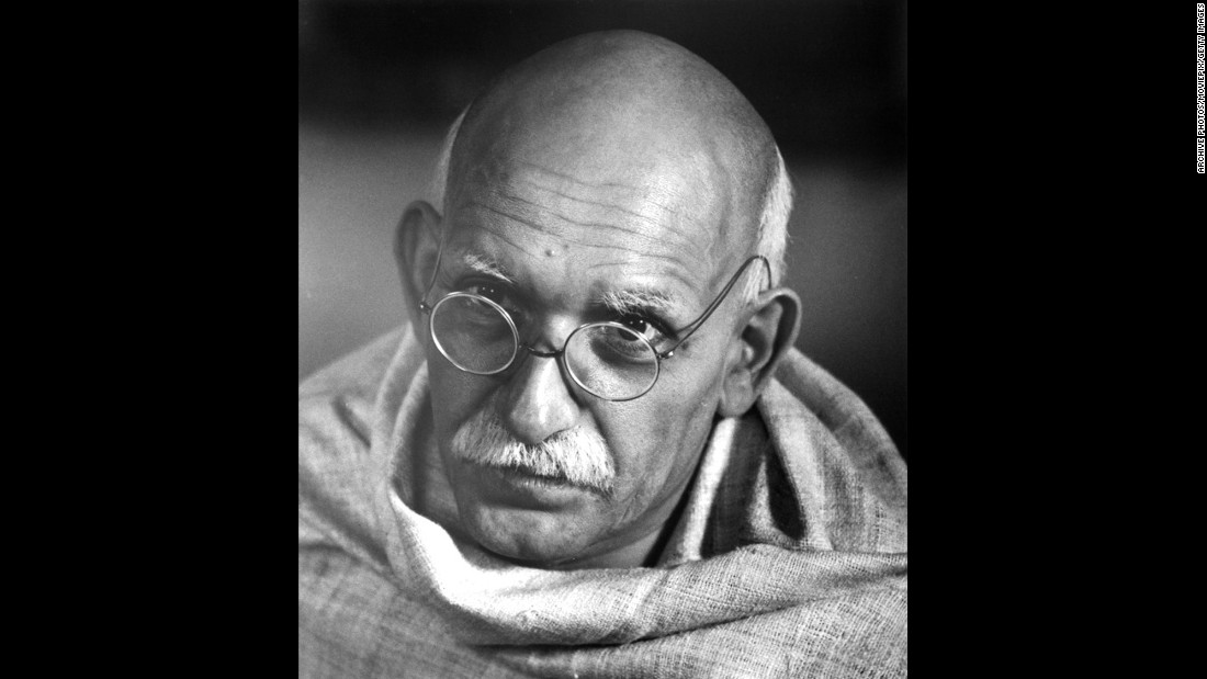 "<strong>'Gandhi':</strong> For this 1982 film, Ben Kingsley played Mohandas K. ""Mahatma"" Gandhi, the Indian activist who led a nonviolent movement to help his nation win independence from Great Britain. A Brit himself, Kingsley might have initially seemed an ironic choice for the Oscar-winning role. But in fact his father's family was Indian and came from the same village in Gujarat as Gandhi. T<a href=""https://www.nytimes.com/packages/html/movies/bestpictures/gandhi-ar4.html"" target=""_blank"">he actor told The New York Times</a> that he was initially daunted by the role. ""It's an awesome responsibility, and the weight of it sort of lands between your shoulder blades and bends you."""