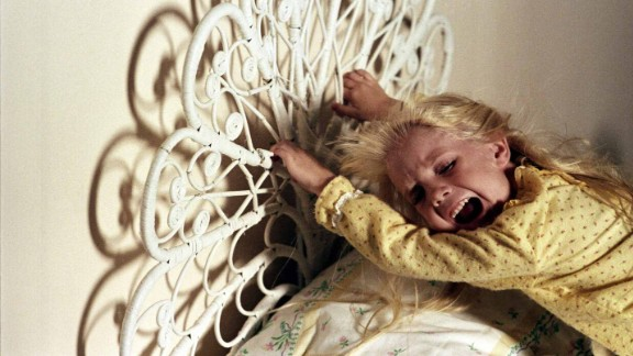 """""""Poltergeist"""" -- Tobe Hooper's film managed a few digs at 1980s suburbia, including TV-fixated children and voracious real estate developers. If you build over a cemetery, don't cut corners -- these things can come back to haunt you."""
