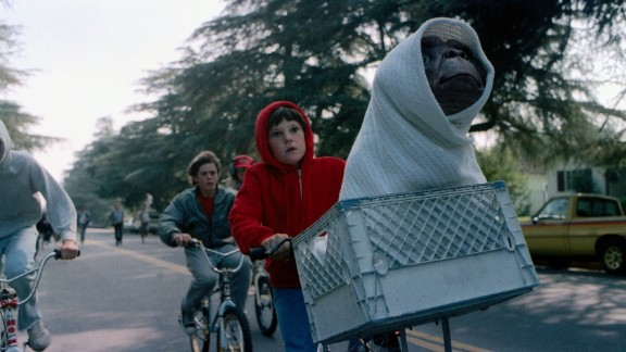 """""""E.T. the Extra-Terrestrial"""" Before """"Poltergeist,"""" Steven Spielberg developed a script for something called """"Night Skies"""" -- basically """"Poltergeist"""" with aliens terrorizing a family instead of ghosts. He scrapped that idea in favor of 1982"""