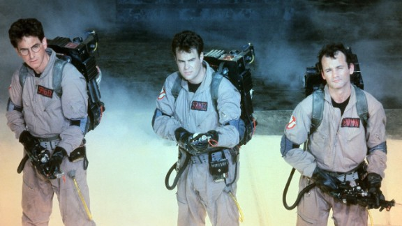 """""""Ghostbusters"""" Fighting off a sudden plague of supernatural activity around New York City, """"Saturday Night Live"""" alums Dan Aykroyd and Bill Murray lead an all-star comedy cast in this 1984 pop-culture phenomenon. When the smoke clears at the end of this mind-blowing comedy, we understand the dangers of """"ectoplasmic residue,"""" """"protonic reversal,"""" and the Stay Puft Marshmallow Man. Where to watch: Amazon Prime Video (rent/buy); Google Play (rent/buy); iTunes (rent/buy)"""