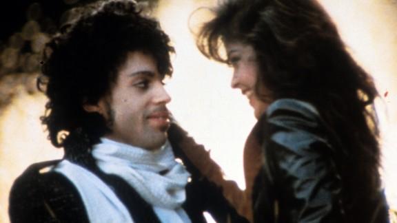 """Purple Rain"" Prince"