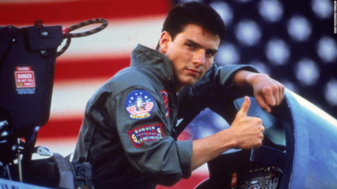 "<strong>""Top Gun"": </strong>After this 1986 film, Tom Cruise became the grown-up and bankable box office star we know today. It's about a cocky Navy fighter pilot -- callsign Maverick --  who, yes, gets the girl (an instructor, no less, played by Kelly McGillis). It introduced such unforgettable lines, as ""I feel the need, the need for speed"" and ""It's classified. I could tell you, but then I'd have to kill you."" But it was known just as much for its soundtrack, which included Berlin's steamy ballad ""Take My Breath Away"" and the Kenny Loggins tune ""Danger Zone."" Click through the gallery for more iconic '80s movies."