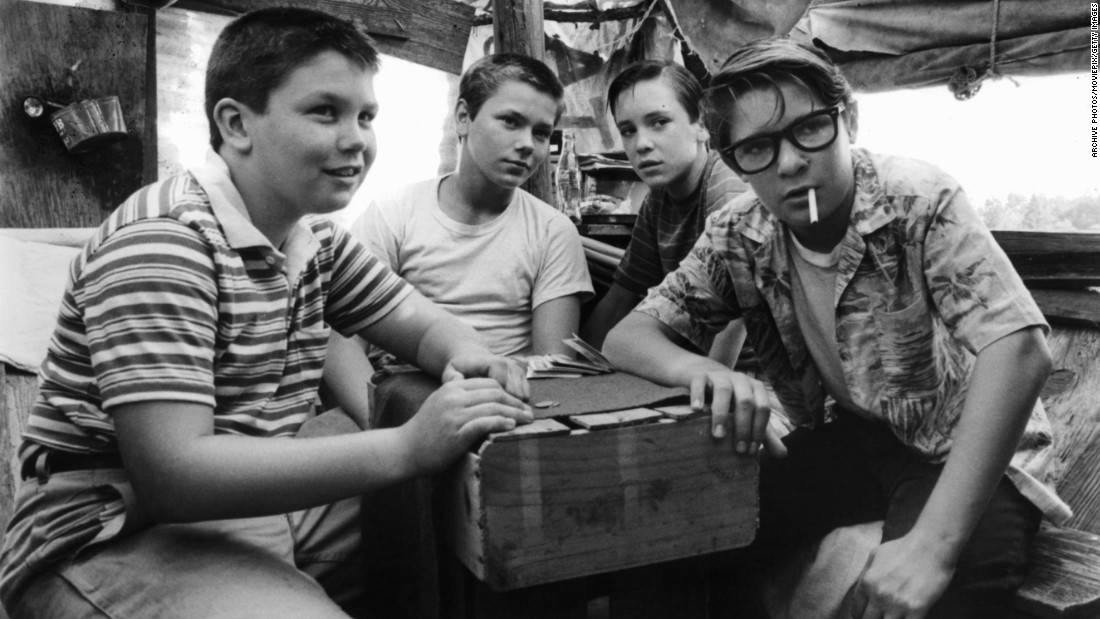 "<strong>""Stand By Me"": </strong>A seminal coming-of-age film that for Americans of a certain age defines a tender moment in the often poignant process of growing up. Based on a short story by Stephen King (yes, Stephen King), the movie follows four boys in small-town Oregon circa 1959 who set out one summer day to find a dead body. At the end of the movie, directed by Rob Reiner, viewers learned the fates of the characters when they age off-screen into adulthood -- a motif that would unwittingly capture the brief essence of the lives of some of the film's young stars. River Phoenix, whose character Chris is said to die while trying to defuse an argument between two men, would succumb to a drug overdose in 1993 at age 23."