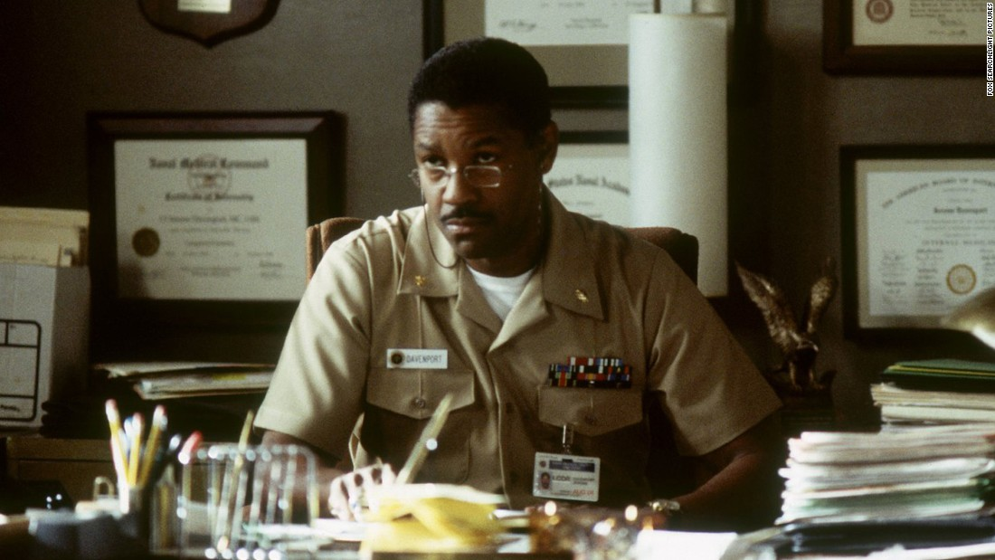 "<strong>""Antwone Fisher""</strong>: Denzel Washington made his directorial debut with this film based on the true story of a Navy man trying to make peace with his troubled past. <strong>(HBO Now) </strong>"