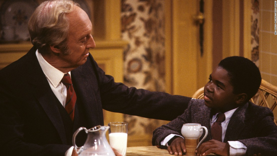 "<strong>'Diff'rent Strokes':</strong> In the 1970s, talented child actor Gary Coleman caught Hollywood's eye, and by 1978 he'd landed the sitcom that would make him a star. ""Diff'rent Strokes"" would run on two different networks -- first NBC, then ABC until 1986. Conrad Bain, left, played Philip Drummond, a wealthy widower who adopted orphans Arnold Jackson (played by Coleman, right) and his older brother, Willis. Coleman's catch phrase, ""Whatchoo talkin' 'bout Willis?"" made him famous."