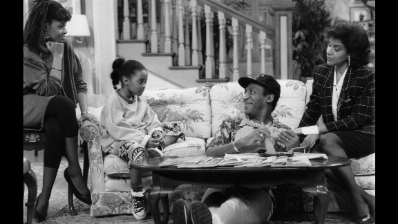 <strong>'The Cosby Show':</strong> Premiering on NBC in 1984, it quickly became TV's No. 1 show for five years running and turned Bill Cosby into a superstar. Leaders in the African-American community widely praised it at the time for portraying a successful, wholesome, middle-class African-American family. Today, viewers who knew Cosby as a TV dad are watching him defend himself against accusations from more than 40 women who say he assaulted them over the past four decades. Cosby has denied he sexually assaulted any women.