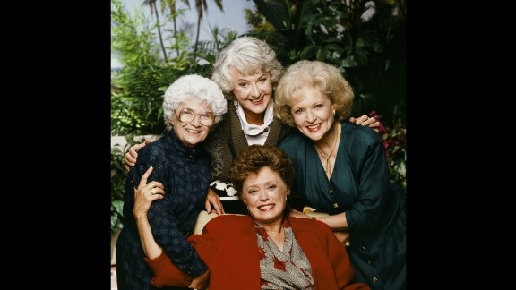 <strong>'The Golden Girls':</strong> In a decade dominated by youth and glamour, it's hard to believe a sitcom about a divorced woman, her mother, and two widows living together in Miami could be a hit. Running on NBC from 1985-1992, the show celebrated feminism and friendship and didn't have a problem portraying women who actually enjoyed being single after marriage.
