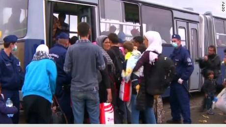 united nations says border closures could cause migrant crisis morgan pkg wrn_00011422