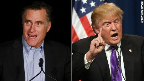Mitt Romney on Trump: 'A business genius he is not'