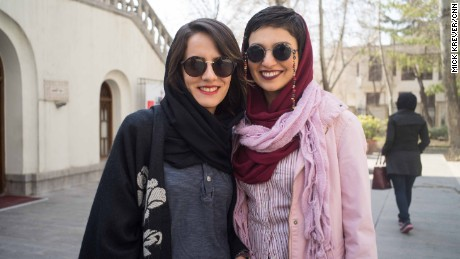 Tehran's teens: Iran isn't what you think it is