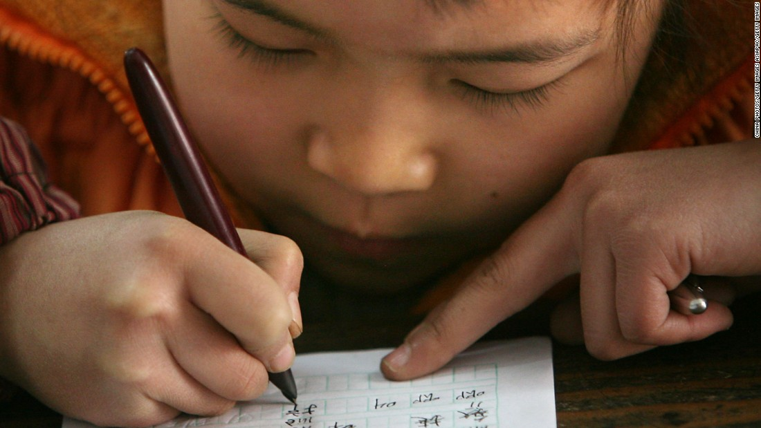 China passes law to cut homework and tutoring 'pressures' on children