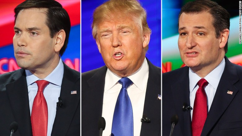 Cruz wanted Rubio as V.P. to defeat Trump