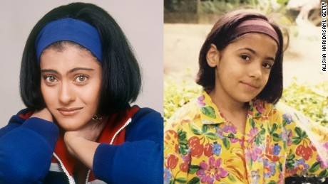 "Alisha Haridasani as a child had a hair style inspired by the 1998 Bollywood film ""Kuch Kuch Hota Hai""."