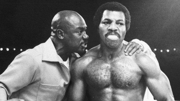 "Tony Burton, who played trainer Tony ""Duke"" Evers in the ""Rocky"" film franchise, died on February 25. He was 78."