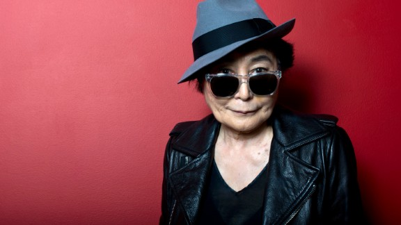 """Yoko Ono is set to be added as one of the songwriters of """"Imagine."""""""