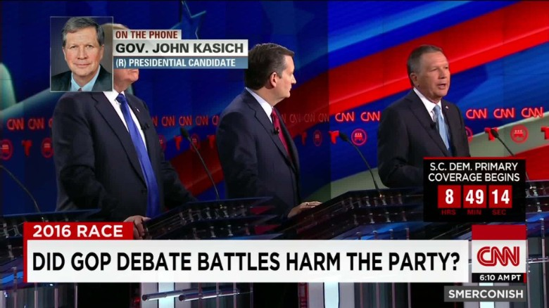 Kasich: I will be the nominee