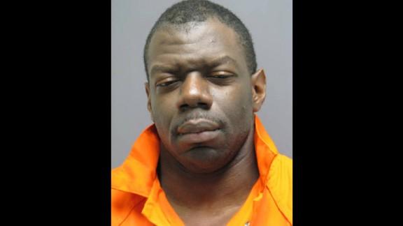 Ronald Williams Hamilton appeared in court Monday.