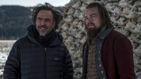 "Best director: Alejandro G. Inarritu, ""The Revenant"""