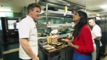 Behind the kitchen doors with Gordon Ramsay