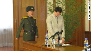 Donald Trump's shocking, shameful about-face on Otto Warmbier