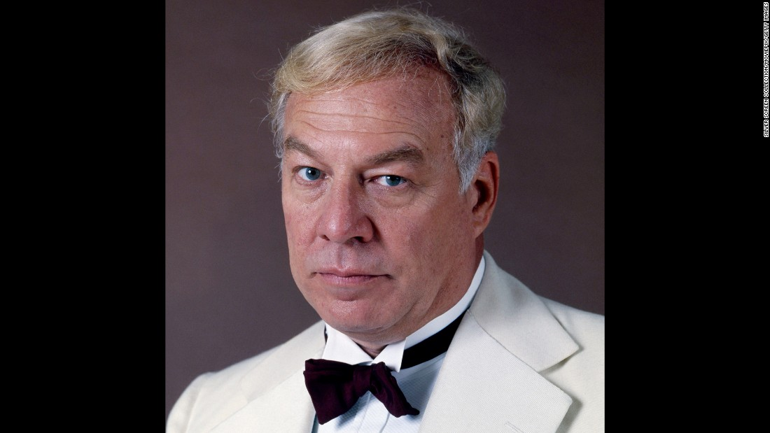 "<a href=""http://www.cnn.com/2016/02/29/entertainment/george-kennedy-obit-feat/index.html"" target=""_blank"">George Kennedy</a>, the brawny, Oscar-winning actor known for playing cops, soldiers and blue-collar authority figures in such films as ""Cool Hand Luke,"" ""Airport"" and the ""Naked Gun"" films, died February 28. He was 91."