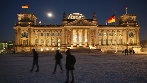 <strong>1. Germany: </strong>German citizens, it seems, have the potential for the greatest mobility in the travel world. With a German passport, travelers can enter 177 out of 218 countries and territories without a visa, according to the 2017 Visa Restrictions Index.