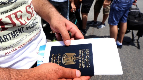 <strong>103. Iraq: </strong>In 103rd place, Iraqi passport holders are only able to visit 27 countries without a visa.