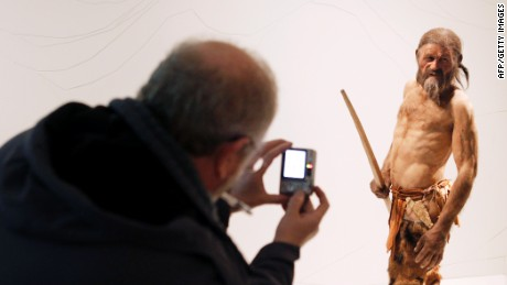 Scientists have reconstructed Otzi's attire and equipment. They even know his last meal.