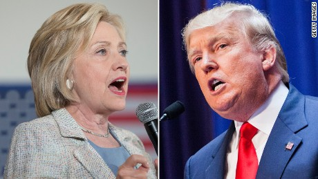 Trump, Clinton unleash new attacks on each other