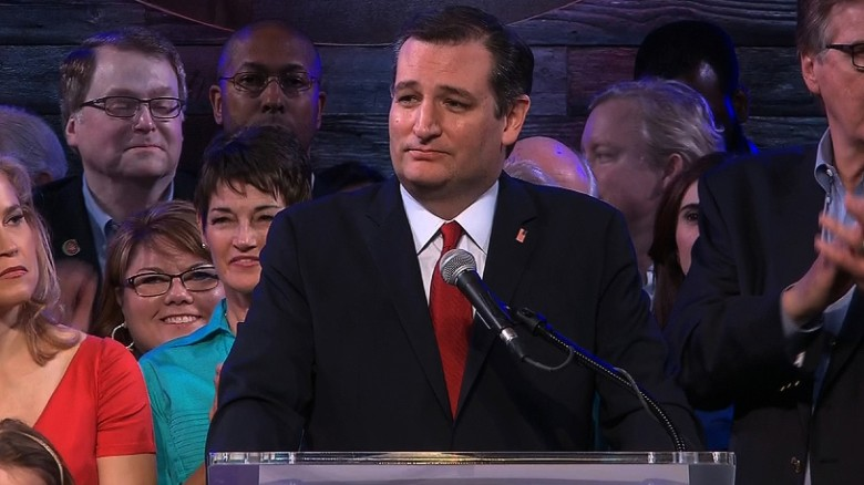 Ted Cruz calls for unity to beat Donald Trump