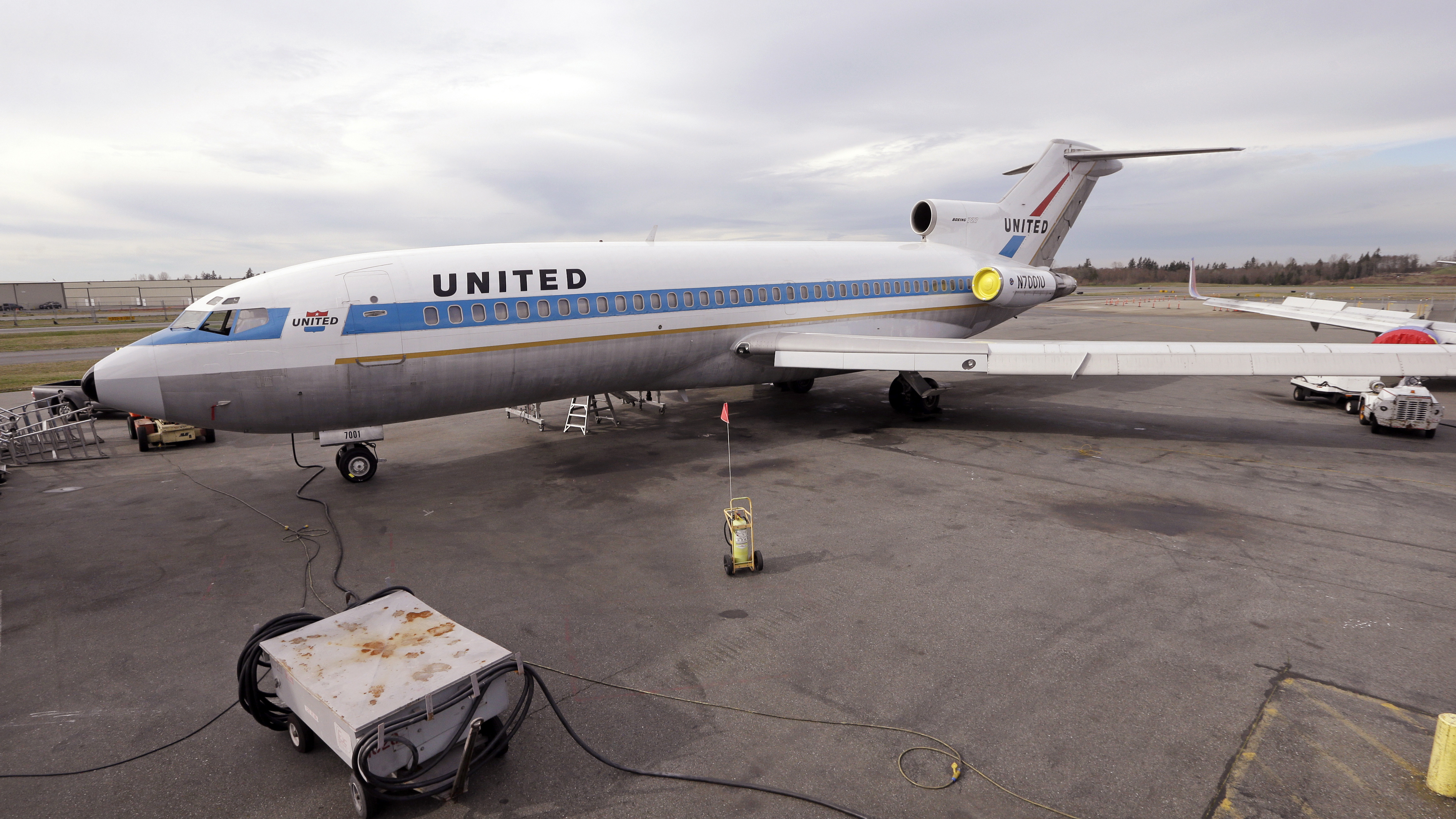 final flight of the first iconic airliner boeing 727 cnn travel rh cnn com Boeing 717 Boeing 737
