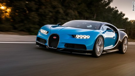 Bugatti Chiron   The Iconic Bugatti Veyron Is A Tough Act To Follow, But The