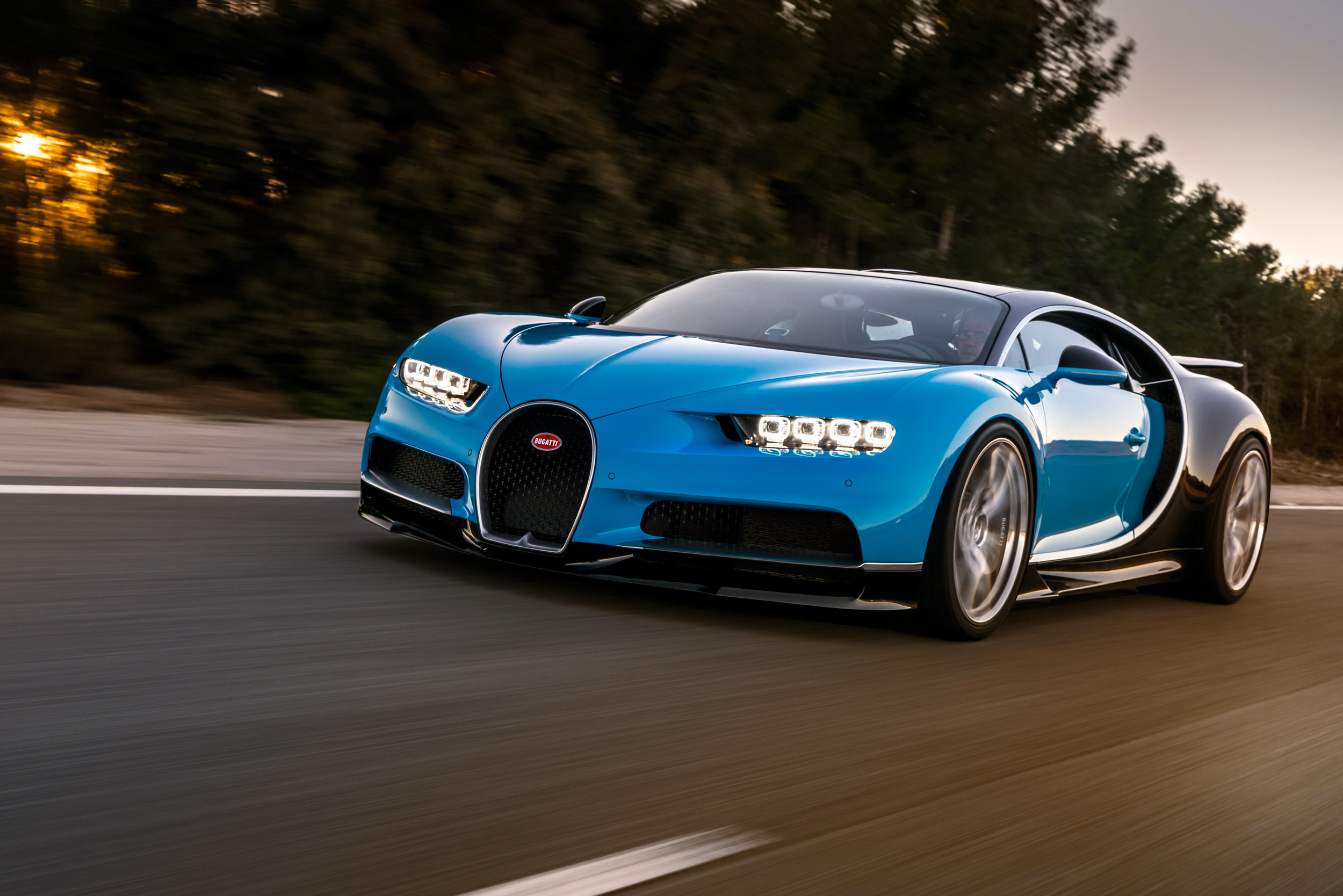 Meet The World S Next Fastest Car Bugatti Chiron Cnn Video