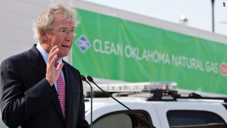 Chesapeake Energy Corp. CEO Aubrey McClendon in 2009.