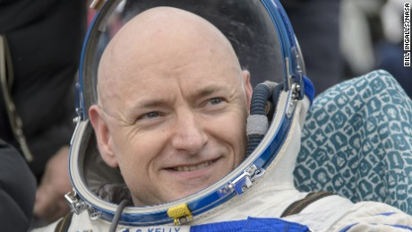 Scott Kelly answers your questions about life in space, Mars mission
